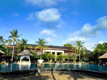 Patra Jasa Bali Spa and Resort, Kuta Selatan, Bali. BeritaSatu Photo/Mohammad Defrizal