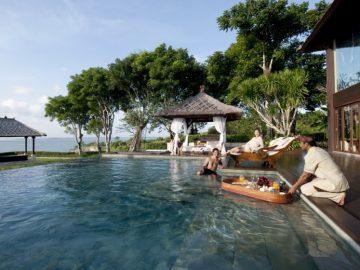 Four Seasons Bali and The Ayana