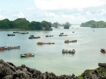 Work starts for big tourism complex in Cat Ba Islands