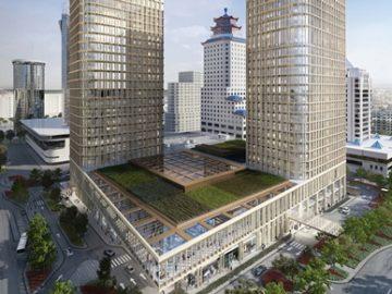 The Ritz-Carlton, Astana opens in the Capital of Kazakhstan