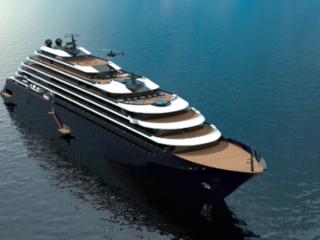 The Ritz-Carlton is diving into the Yachting Cruise Market with 3 ships 3