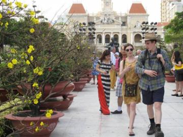Vietnam tourism grows 26%