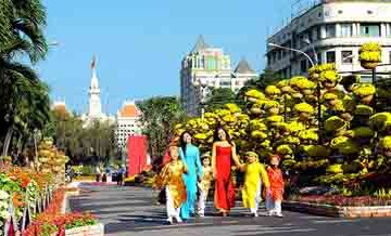Ho Chi Minh City identifies tourism as key economic driver