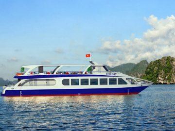A look at the future of Ha Long Bay's cruise ships