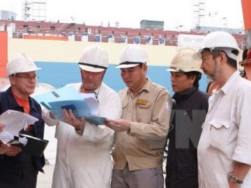 Number of foreign workers in Vietnam on the rise