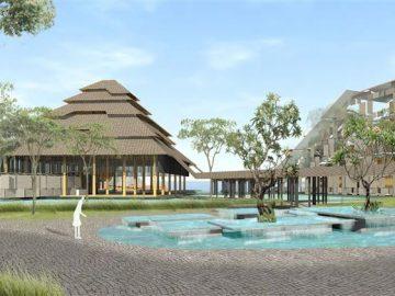 Swissôtel Bali opening in 2018 in Bukit Pandawa