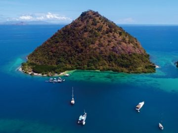 AYANA Resort launches the first luxury five-star hotel in Komodo