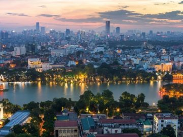 Four Seasons and BRG Group Announce Plans to Open Luxury Hotel in Hanoi, Vietnam. (PRNewsfoto/Four Seasons Hotels and Resorts)