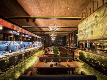 Salazon Restaurant has opened at the En Vie Complex at the heart of Seminyak