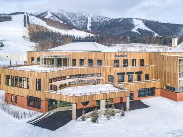 Club Med opens its newest Ski Resort