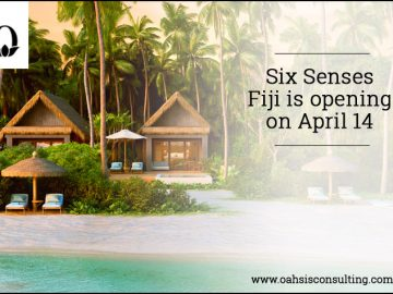 Six Senses Fiji is opening on April 14