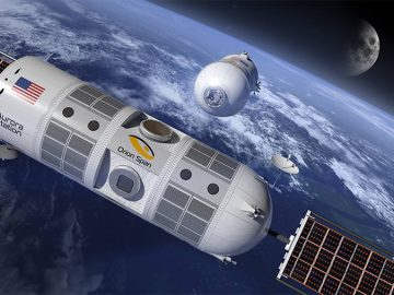 First-ever luxury space hotel to be launched in 2021