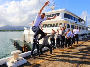 Cruise Industry must recruit 80,000 new crew per year