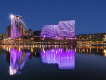 W Hotels opens flagship property in Xi'an