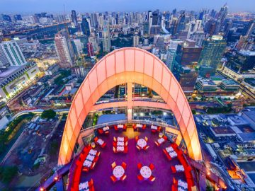 Bangkok hotel sector goes from strength to strength