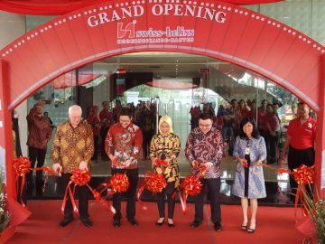 Swiss-Belinn Modern Cikande opens in Banten, Java, Indonesia