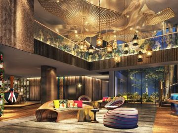 Hotel Indigo Phuket Patong opened this month in Thailand