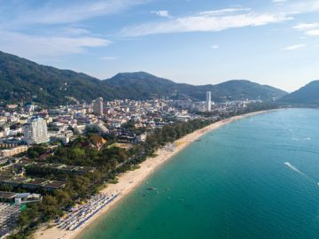 Six beach resort destinations in South-east Asia