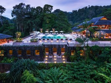 Iconic The Datai Langkawi reopens after 12 months of refurbishment