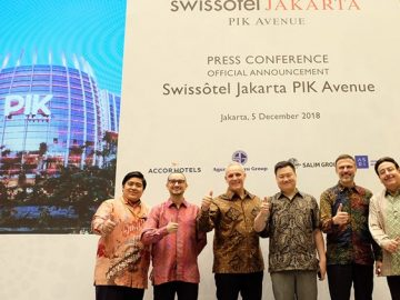 Swissôtel Hotels and Resorts will make its debut in Jakarta mid-2019