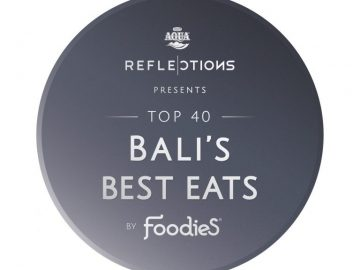 Winners of Bali's Best Eats Award and Guide 2018 announced