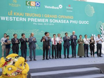 Best Western Hotels & Resorts Celebrates Opening of Beachfront Resort in Phu Quoc