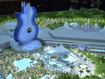 Hard Rock unveils concept for Hokkaido in Japan