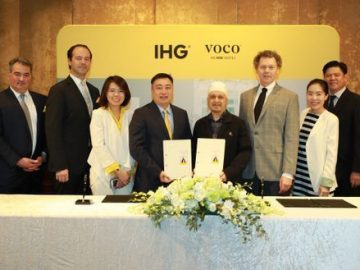 IHG signs first voco Hotel in South East Asia
