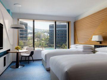 Hong Kong Ocean Park Marriott Hotel has opened