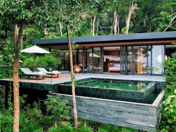 Six Senses Hotels Resorts Spas includes 16 award-winning resorts and hotels around the world. The newest addition to the portfolio, Six Senses Krabey Island, opens on March 1, 2019 in Cambodia. The resort features 40 well-appointed villas all with private plunge pools.
