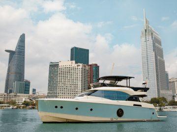 Reverie Saigon launches luxury yacht