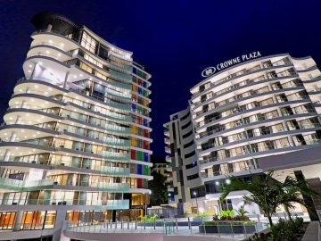 IHG brings Crowne Plaza to Port Moresby