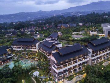 Pullman Ciawi Vimala Hills Resort officially