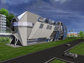 Singapore firm to launch space-themed resort in Phuket