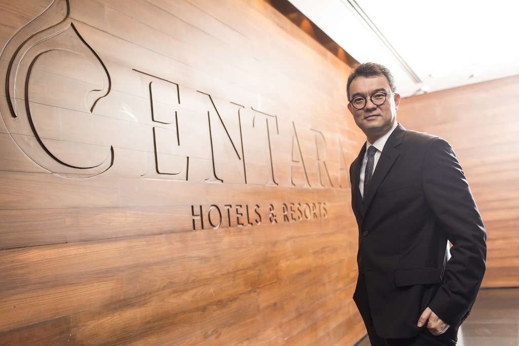 Mr. Thirayuth Chirathivat, CEO, Centara Hotels & Resorts — Centara Hotels & Resorts